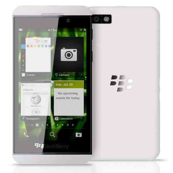 Movil Blackberry Z10 Lte Nfc Blanco