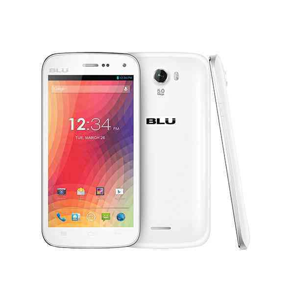 Movil Blu Advance 45 A310i 3g Blanco