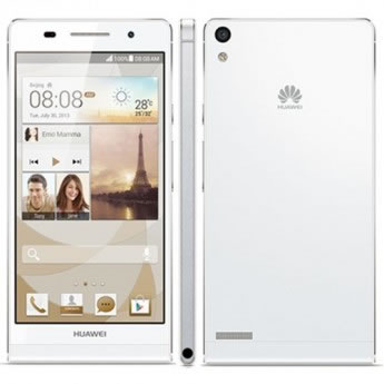 Movil Huawei Ascend P6 Blanco