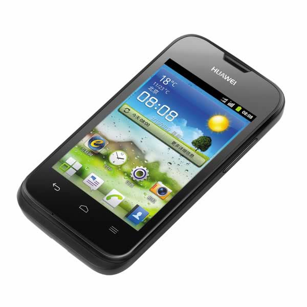Movil Huawei Ascend Y210 Negro