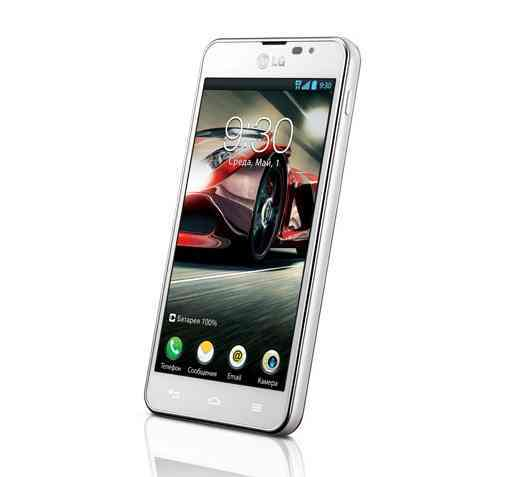 Movil Lg Optimus F5 P875 Blanco