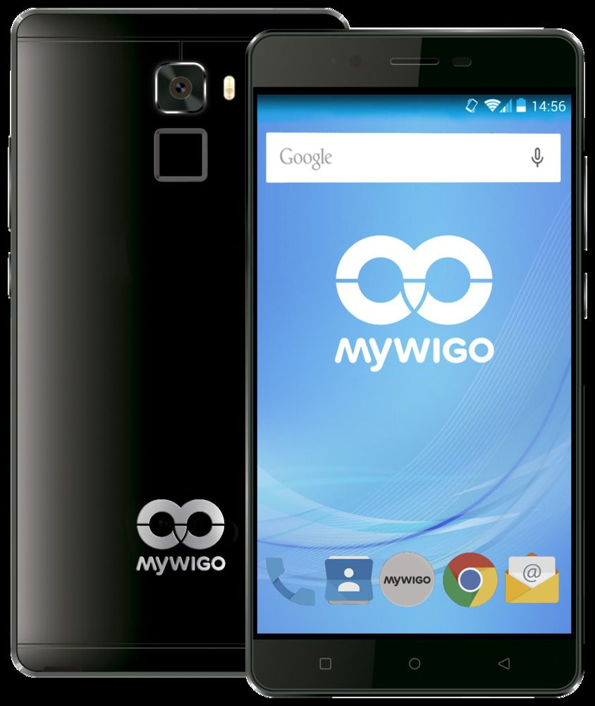 Ver MYWIGO MWG559 CITY 2 32GB 4G NEGRO
