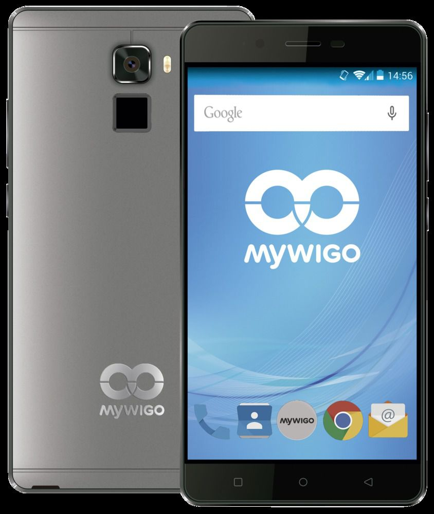 Ver MYWIGO MWG559 CITY 2 32GB 4G PLATA