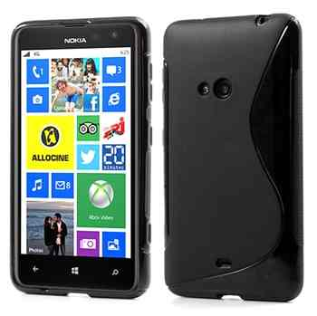 Movil Nokia Lumia 625 Negro