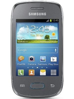 Movil Samsung Galaxy Pocket Neo S5310 Metallic Silver