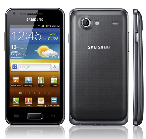 Movil Samsung Galaxy S Advance I9070 Negro