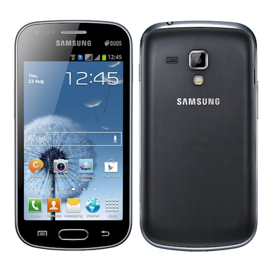 Movil Samsung Galaxy S Duos S7562 Negro