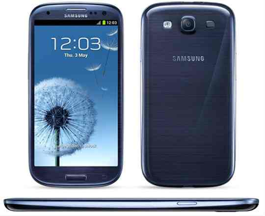 Movil Samsung Galaxy S3 32gb I9300 Azul
