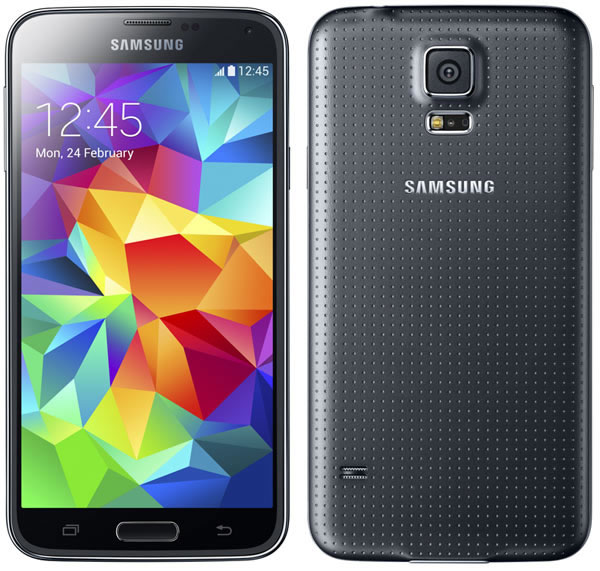 Movil Samsung Galaxy S5 16gb G900f Negro