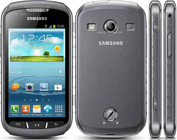 Movil Samsung Galaxy Xcover2 S7710 Titaniu