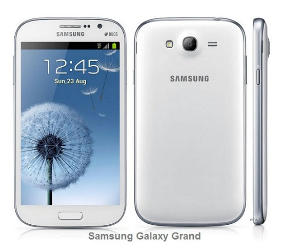 Movil Samsung Grand Duos I9082 Blanco