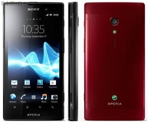 Movil Sony Xperia Ion Lt28h Rojo