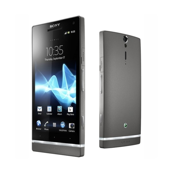 Movil Sony Xperia S Lt26i Gris