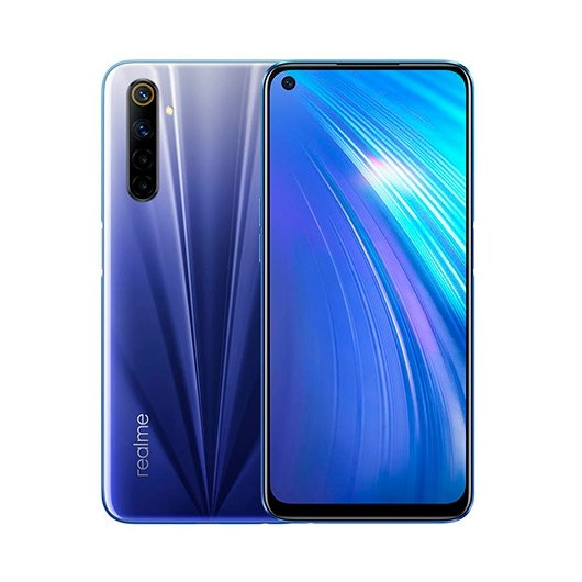 Realme 6 4gb 64gb Ds Comet Blue