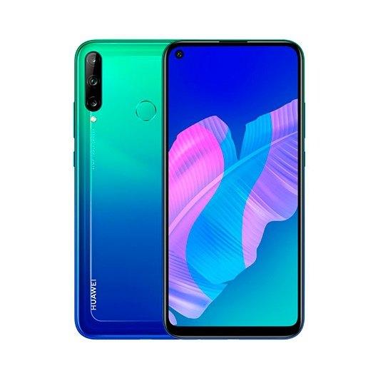 Huawei P40 Lite E Ds 4gb 64gb Aurora Blue