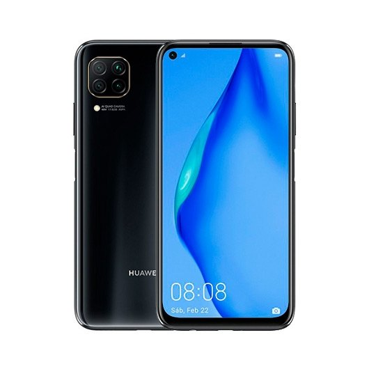 HUAWEI P40 LITE E DS 4GB 64GB MIDNIGHT BLA