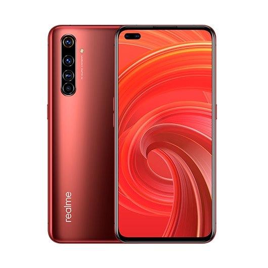 Realme X50 Pro 8gb 128gb 5g Rust Red