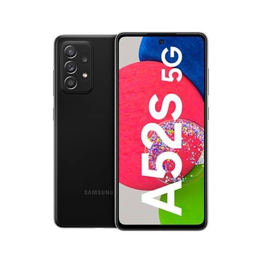 SAMSUNG GALAXY A52S 6GB 128GB 5G DS BLACK