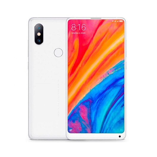 Ver XIAOMI MI MIX 2S 6GB 64GB BLANCO