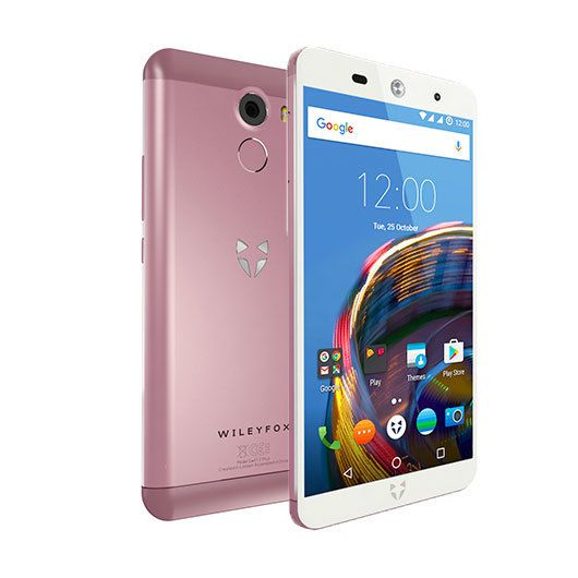 Ver WILEYFOX SWIFT 2 2GB 16GB 4G ROSA
