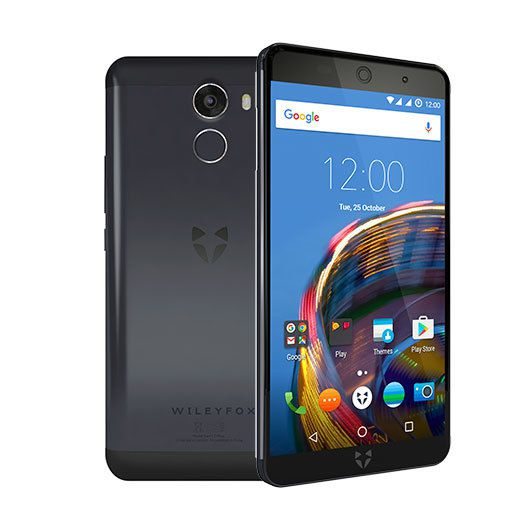 Ver WILEYFOX SWIFT 2 PLUS 3GB 32GB 4G LTE AZUL OS