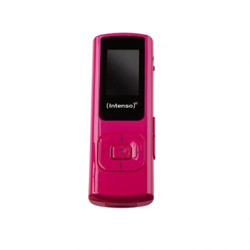 Mp3 4gb Intenso Music Twister Rosa