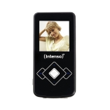 Mp3 4gb Intenso Video Rider Negro 1 5