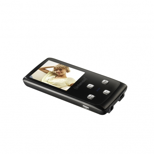 Mp4 4gb Intenso Video Jumper 18 Negro