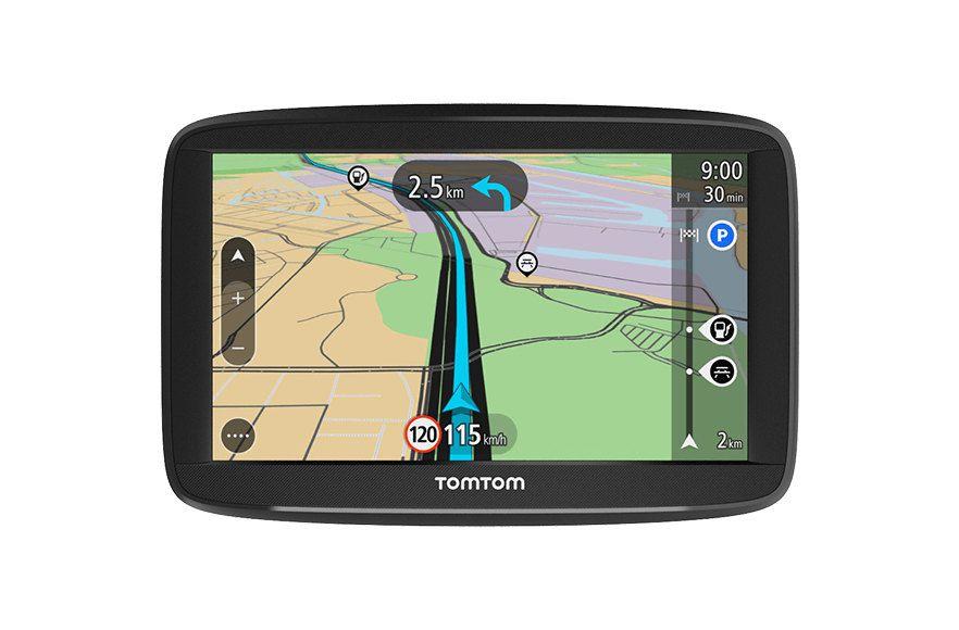 Ver NAVEGADOR GPS TOMTOM START 62