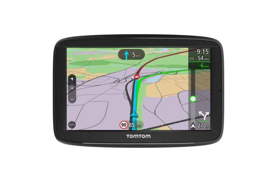 Ver NAVEGADOR GPS TOMTOM VIA 52