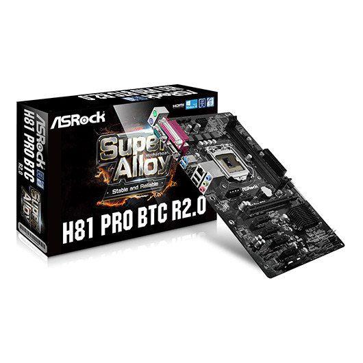 ASROCK H81 PRO BTC R2 0
