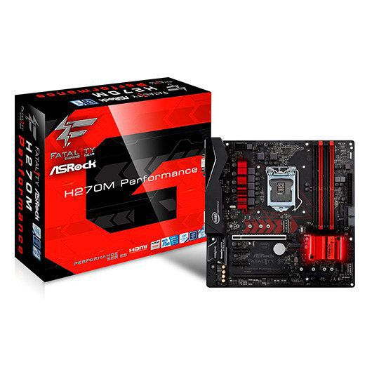 Ver ASROCK H270M PERFORMANCE