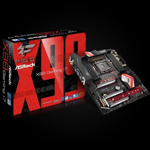 ASROCK X99 PROF GAMING I7
