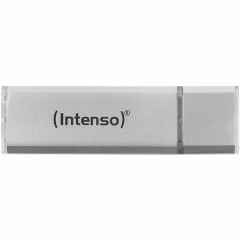 Intenso 64gb Alu Line Plata