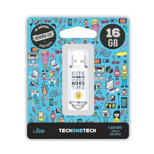 Pendrive 16gb Tech One Tech Noestuyo