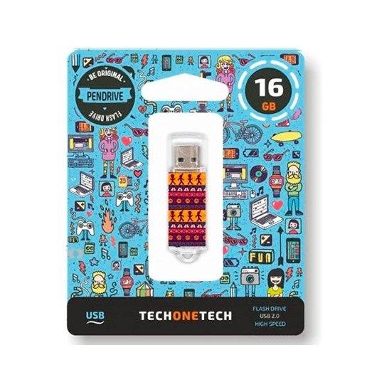 Pendrive 16gb Tech One Tech Tribal Questions Usb 20 Tec401