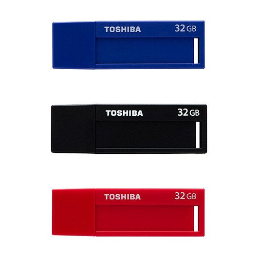 Ver PENDRIVE 32GB USB30 TOSHIBA DAICHI PACK 3 UDS