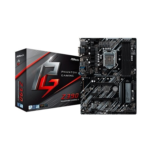 Ver ASROCK 9G Z390 PHANTOM GAMING 4