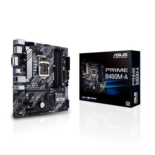 Asus Prime B460m A