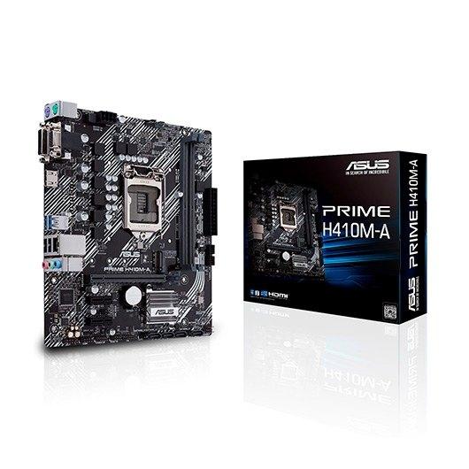 Asus Prime H410m A