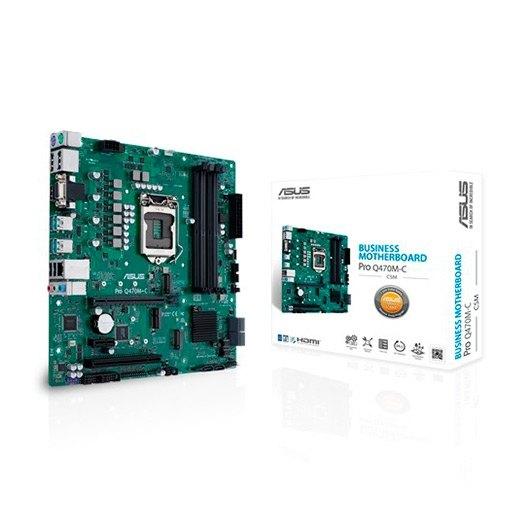 Asus Pro Q470m Ccsm