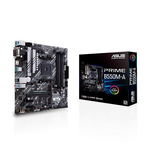 Asus Prime B550m A