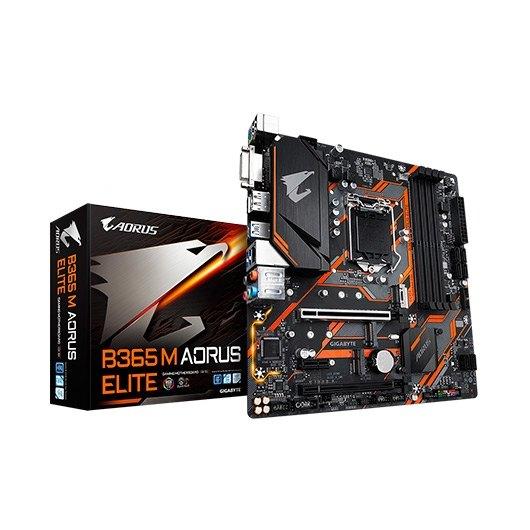 Gigabyte B365m Aorus Elite