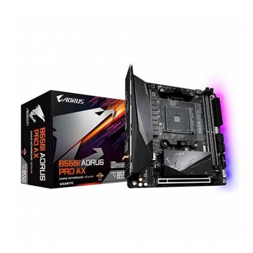 Gigabyte Am4 B550i Aorus Pro Ax