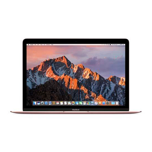 APPLE MACBOOK 12 MID 2017 ROSA ORO 512 GB