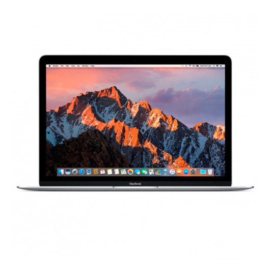 APPLE MACBOOK 12 MID 2017 SILVER