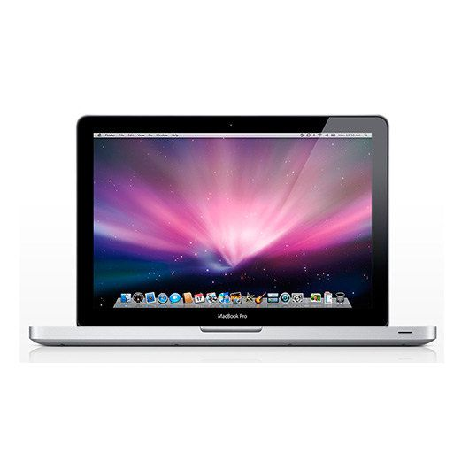 APPLE MACBOOK PRO 13 MID 2017 SILVER 512 GB