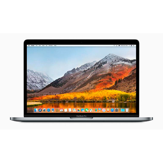APPLE MACBOOK PRO 15 MID 512 GB 2017 SILVER