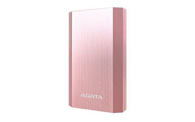 Powerbank Adata A10050 Rosa Dorado