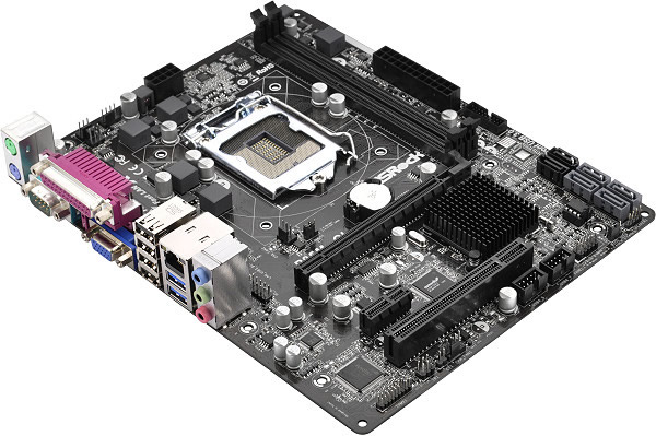 Placa Base Asrock 1150 B85m-gl